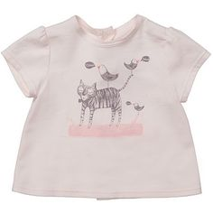 Adorable t-shirt from Chloe baby :)