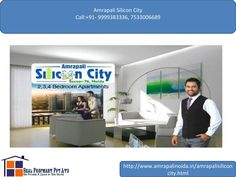 Amrapali Silicon city Resale Apartments Sector 76 Noida  Silicon City is developed by Amrapali Group offers 2,3,4 BHK apartments on Noida Extension.for more information please visit:http://goo.gl/4OnaeO