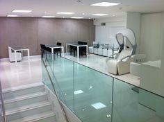 Sala de esmaltação