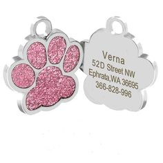 Engraved Dog Tags, Personalized Dog Tags, Yorkie, Chihuahua, Dog Collar Tags, Pet Collars, Dog Id Tags, Pet Tags, Pitbull