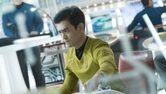 'Star Trek Beyond' Character Sulu is Out of the Closet