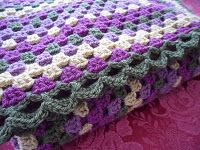 #crochet LIKE THE BORDER!