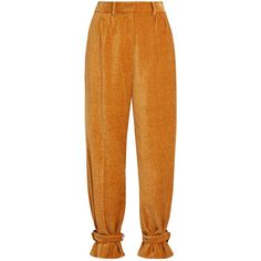 Cropped Textured-lamé Tapered Pants - Gold Gucci yexGfbH