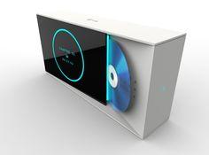 home theater system concept for LG by claesson koivisto rune - designboom   architecture & design magazine