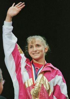 Shannon Miller National Champion