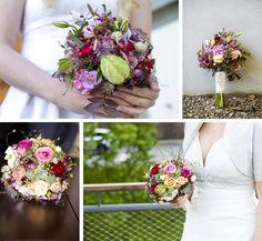 Brautsträuße - modern, indviduell und wunderschön! | Hochzeitsblog