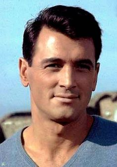 Love Those Classic Movies!!!: In Pictures: Rock Hudson