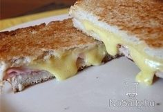 croque monieur, marha jó!  http://www.nosalty.hu/recept/croque-monsieur