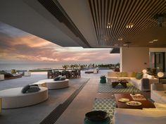 Located in the marina of Puerto Vallarta in Mexico. Designed in 2014 by Ezequiel Farca.