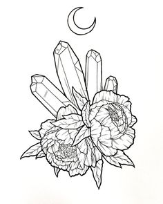 "petite-faerie: ""Tattoo Commission - New Site Faerie Tattoo, Witch Tattoo, Tattoo Sketches, Tattoo Drawings, I Tattoo, Tattoos Motive, Body Art Tattoos, Tatoos, Spiderbite Piercings"