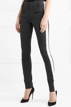 Black and white cotton-blend 6c77b71209