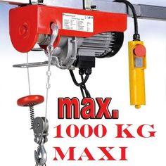 Treuil électrique - 500-1000 kg
