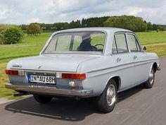 Audi Super 90 (1966 - 1970) ☺