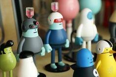 Sticky Monster, Simple Character, Toy 2, Gremlins, Designer Toys, Emoticon, Vinyl Figures, Illustration Art, Plant