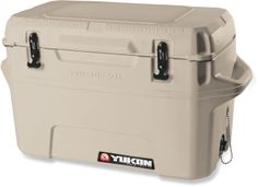 Out-haul, outlast and out-chill the competition with the 70 qt. Yukon Cold Locker cooler. #REIGifts