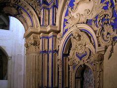 New Jerusalem Monastery Interior