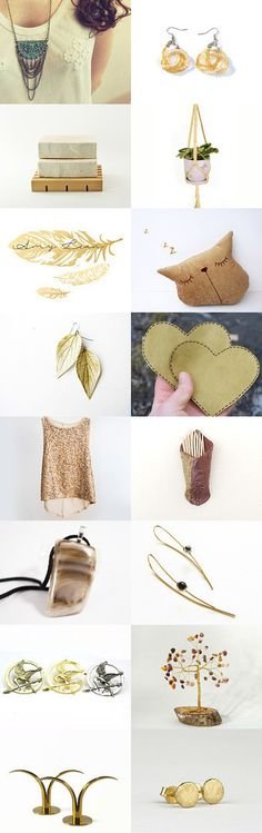 My golden  by T Smith on Etsy--Pinned with TreasuryPin.com