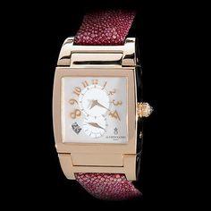 De Grisogono Instrumento Uno DF Men Automatic Big Date Solid 18k Rose Gold Watch - http://designerjewelrygalleria.com/de-grisogono/de-grisogono-instrumento-uno-df-men-automatic-big-date-solid-18k-rose-gold-watch/