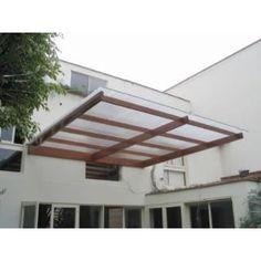 1000 images about techos para terrazas on pinterest for Patios con techos de madera