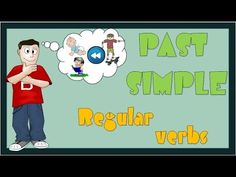 Past Simple: English Language - YouTube        Repinned by Chesapeake College Adult Ed. We offer free classes on the Eastern Shore of MD to help you earn your GED - H.S. Diploma or Learn English (ESL).  www.Chesapeake.edu