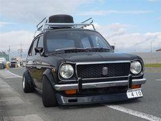 "radracerblog: "" 74′ Honda Life """
