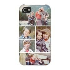 Cute iPhone cover personalized with photos. Such a neat gift idea!