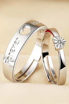 15 Promise Rings To Symbolize Your Love ❤ See more: http://www.weddingforward.com/promise-rings/ #wedding #promise #rings