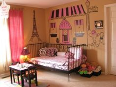 girl-toddler-bedroom-ideas-in-pink.jpg (500×375)