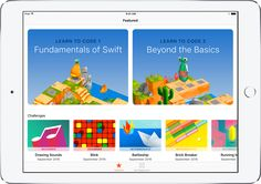 Swift Playgrounds for iPad? Great for High School Students!