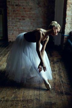 Ballerina - Photo by Vera Kashuba Photography