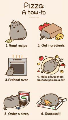 funny pizza how to | lolzmelon.com