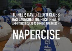 Napercise: una clase fitness de ensueño First Health, Health Fitness, Product Launch, Gym, Drinks, Tips, Recipes, Vintage, Flower