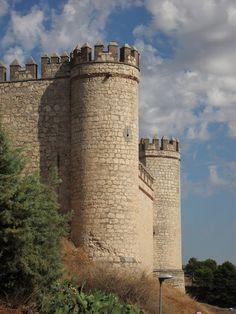 Castillo de la Vela, Maqueda.Toledo   Spain
