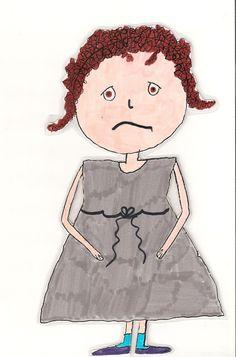 Feelings dolls- Mrs Sad Μένη η λυπημένη