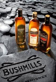 Old Bushmills Distillery was founded in Bushmills whiskey is produced, matured, and bottled on-site at the Bushmills Distillery in Bushmills, County Antrim, Northern Ireland. My fav! Irish Whiskey, Bourbon Whiskey, Scotch Whisky, Whiskey Tour, Whisky Bar, Northern Irish, Northern Ireland, Irish Drinks, Drink Specials