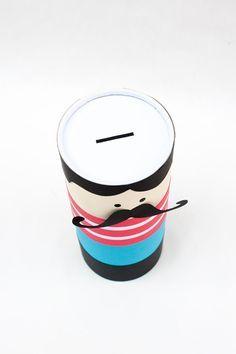 DIY Piggy Bank Gift Boxes
