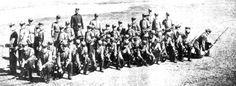 1898 New South Wales Cadets: Prepare to Receive Cavalry