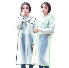 coat hoodie Picture - More Detailed Picture about 2017 New Fashion Women's Transparent Rainwear Girls Raincoat Travel Waterproof Rainwear Adult hooded Poncho Long Rain Coat Picture in Raincoats from Shanghai Royal Pursuit Co.,Ltd   Aliexpress.com   Alibaba Group