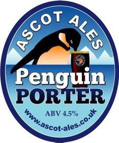 Ascot Penguin Porter