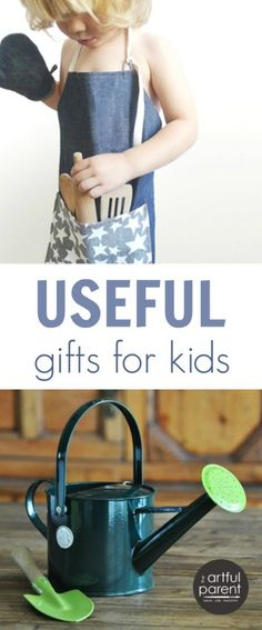 Useful Gifts for Kids :: The Tools of Childhood