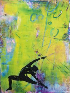 #Yoga #Art Loved and Pinned by www.downdogboutique.com to our Yoga community boards