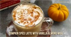 Best Homemade Pumpkin Spice Latte Recipe (Better Than Starbucks) Homemade Pumpkin Spice Latte, Pumpkin Spiced Latte Recipe, Canned Pumpkin, Pumpkin Recipes, Fall Recipes, Pumpkin Puree, Yummy Drinks, Delicious Desserts, Healthy Pumpkin