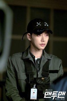 Park hae jin man to man drama BTS 😘❤❤ Blood Korean Drama, Korean Drama Stars, Lee Dong Wook, Ji Chang Wook, Lee Joon, Pretty Men, Beautiful Men, Man To Man Kdrama, Jin 2019