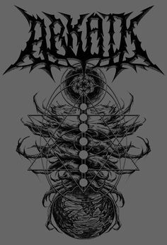 Technical Death Metal band: Arkaik