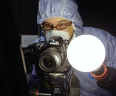 The Forensic Photographer