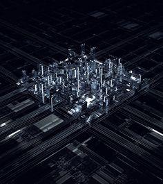Michael Rigley: Zero Days VR Sound Design, 3d Design, Cyber Warfare, Hard Surface Modeling, Zero Days, Futuristic Art, 3d Artwork, Cinema 4d, Motion Design