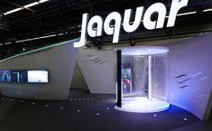 Jaquar exhibit design at ISH by Foley Designs, Frankfurt - Germany