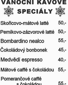 Vánoční kávy