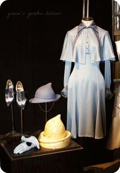 Beauxbatons uniform - photo from the HP Studio Tour by Gracie's Garden Bazaar
