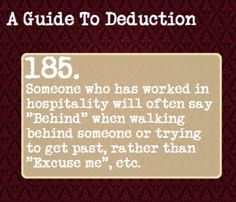 A Guide to Deduction #185